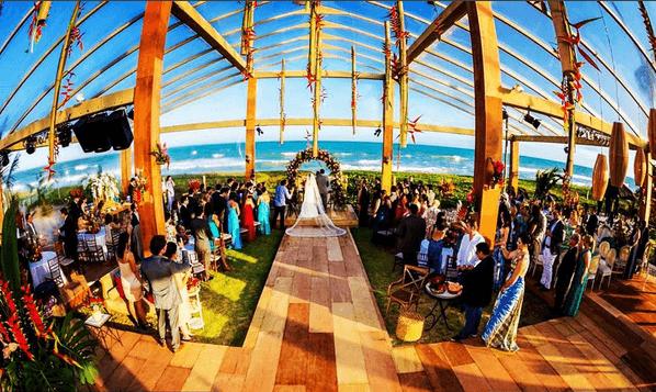 Altar Beira mar