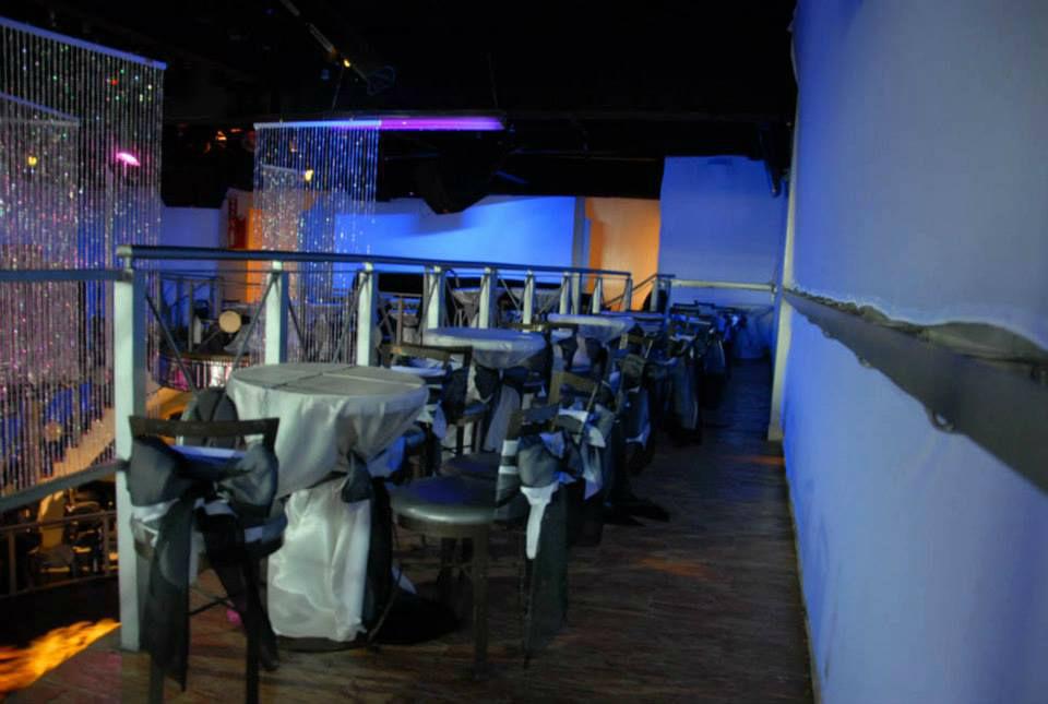 Salón Aqua Río en Tijuana
