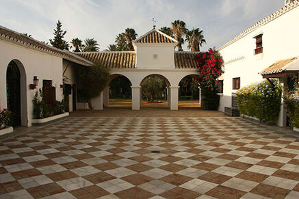 El patio de la Huerta