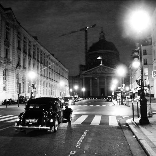 La Traction Parisienne