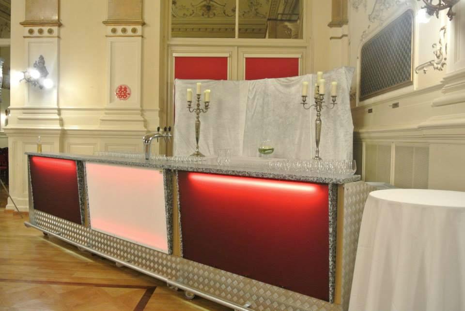 Beispiel: Bar, Foto: Fest & Gast Catering.