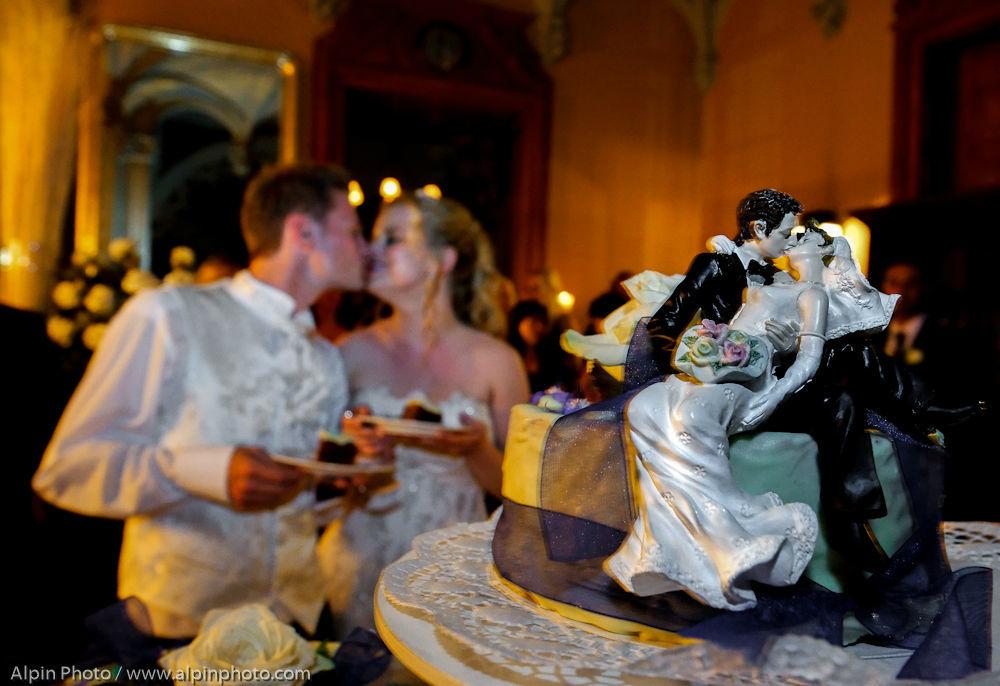 Beispiel: Begleitung durch Ihren Tag, Foto: Switzerland Wedding Company.
