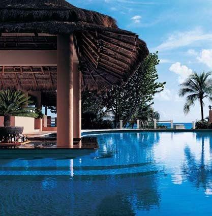 Hotel para bodas elegantes en Cancún - Fiesta Americana Grand Coral Beach