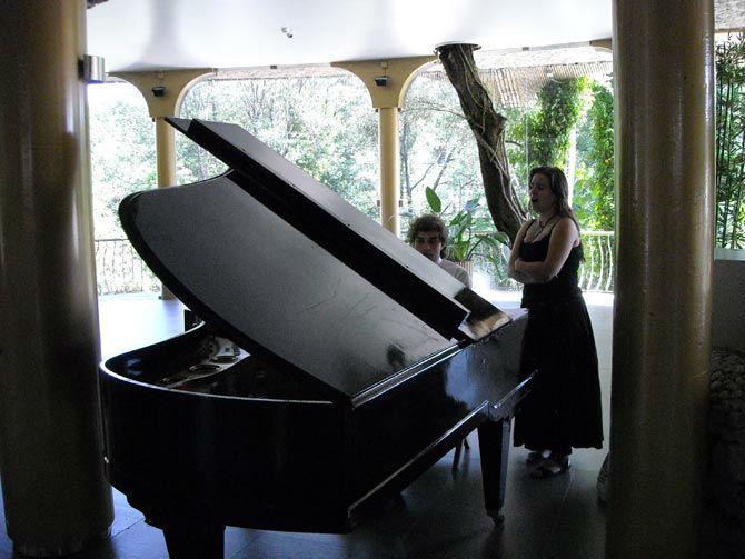 Live Act de Piano Jazz e Voz