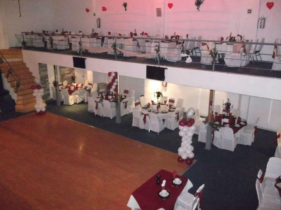 Salones Cisne en el Distrito Federal