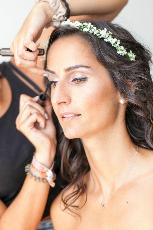 Vanessa, maquilhada por Andreia de Almeida  mais info: andreiadealmeidamua@outlook.pt 919756037