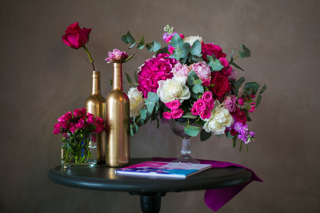 Цветы на вадьбу
