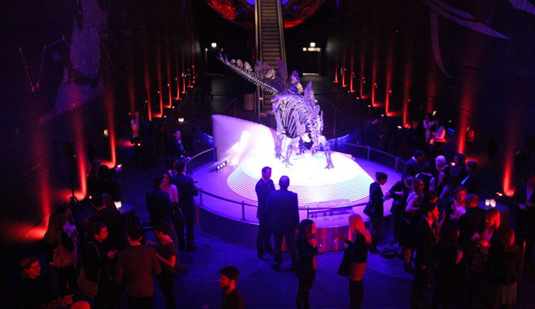 National History Museum - Earth Hall