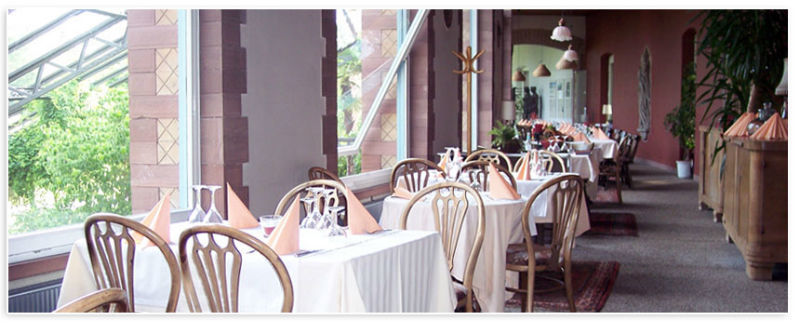 Beispiel: Impressionen Restaurant, Foto: Badische Weinstuben.