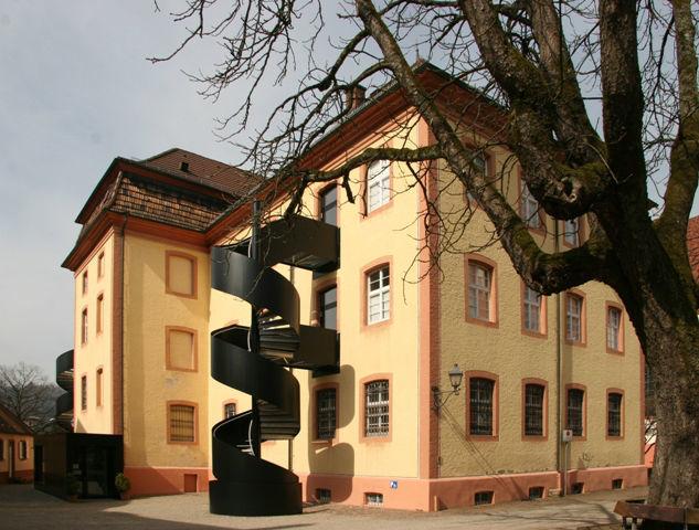 Beispiel: Das Gebäude, Foto: Elztalmuseum Waldkirch.