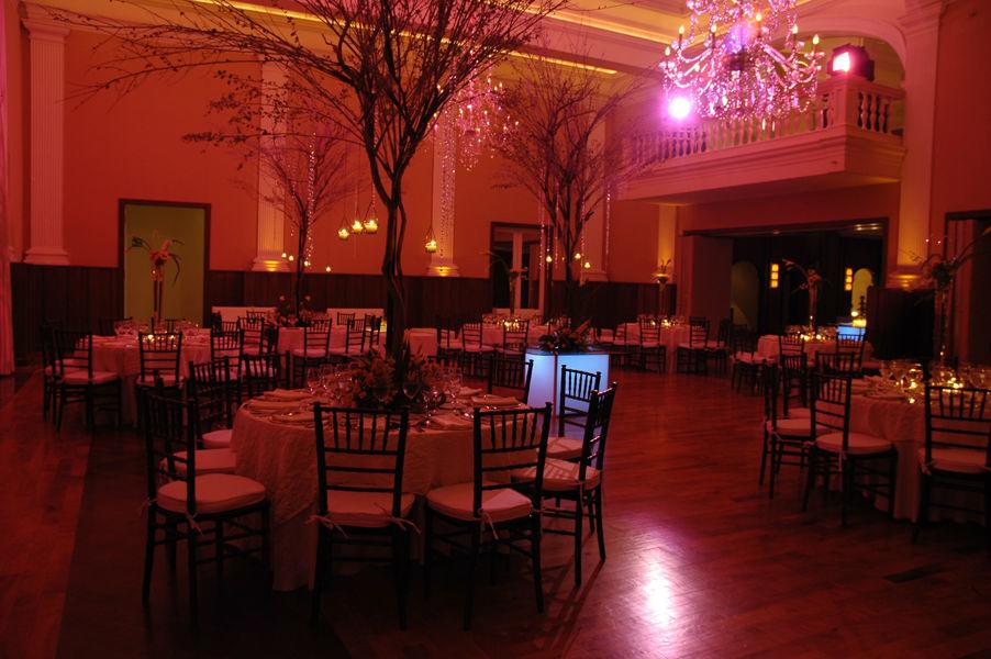 Casino Monterrey y sus salones para tu boda