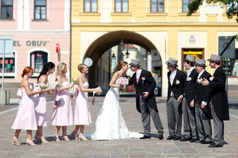 Mariage Anglo-Slovaque
