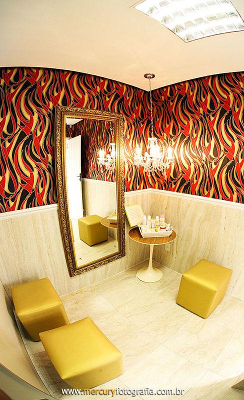 Lounge do Toallet Feminino