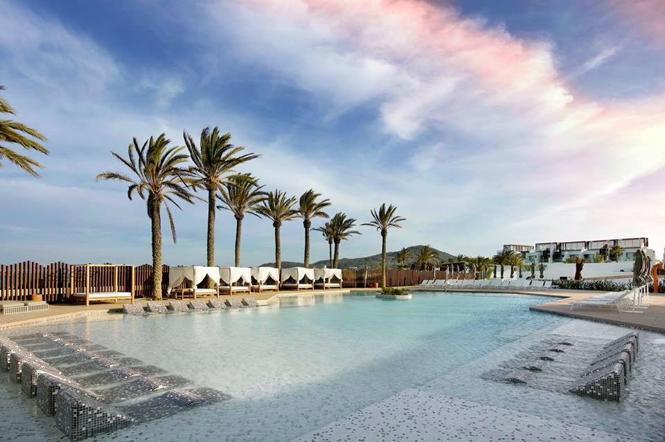Hotel Hard Rock Ibiza.