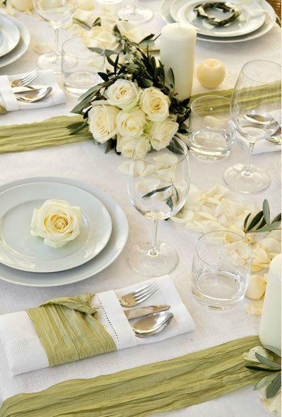 Beispiel: Hochzeitsfloristik, Foto: Einfach Blumen.