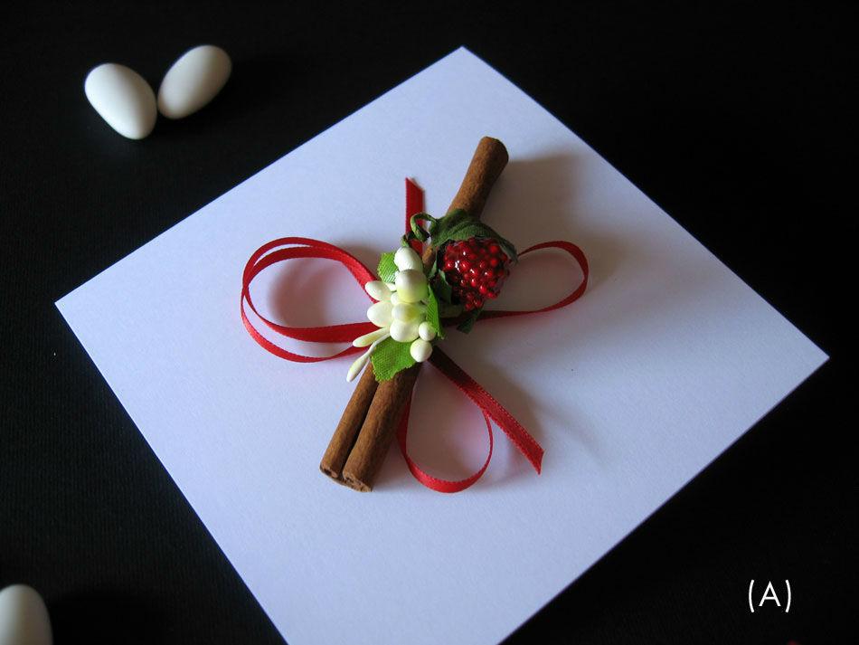 delicate fragranze (red)