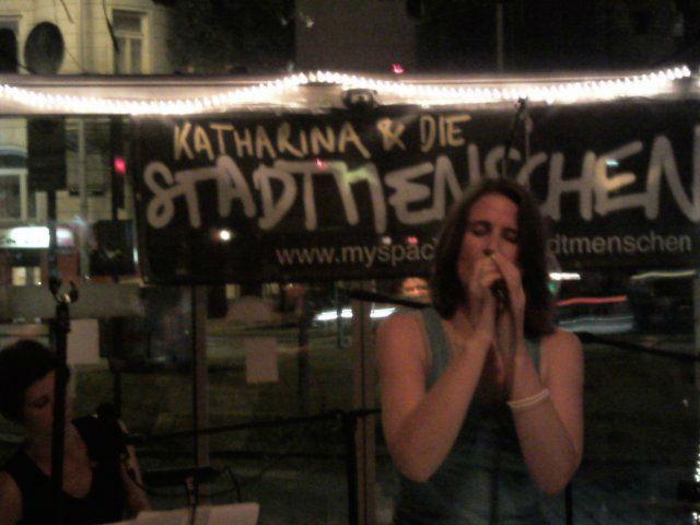 Beispiel: Live, Foto: Katharina & die Stadtmenschen.