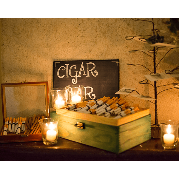 Cigar Bars. La Luciérnaga Eventos