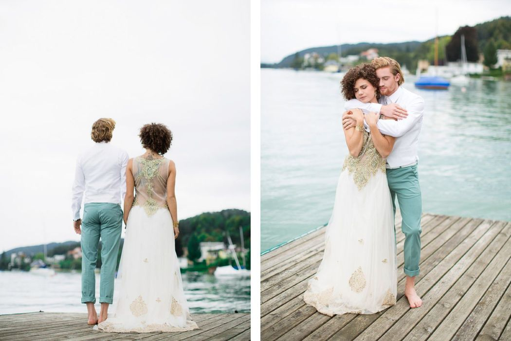Beispiel: Ganz entspannt sein können! Foto: wedding AGENCY
