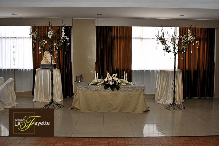 Eventos La Fayette, salón de eventos en Tijuana