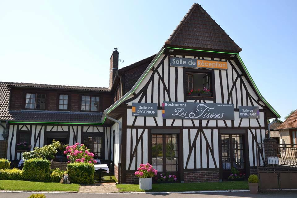Restaurant Les Tisons