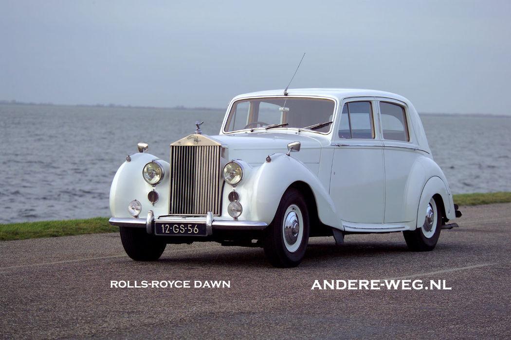 rolls royce princess limousine 5 zitplaatsen plus chauffeur