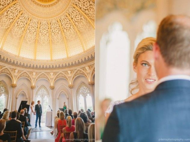 Wedding Venues Portugal - Palácio de Monserrate