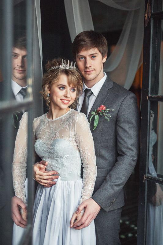 свадьба Александры и Евгения