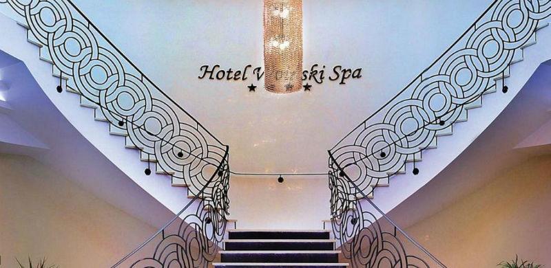 SPA Hotelu Woiński