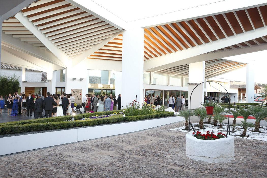 Restaurante El Umbráculo de Bodegas Real
