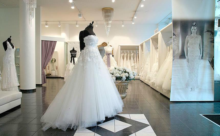 Beispiel: Impressionen aus dem Ladengeschäft, Foto: Zoro Sposa.