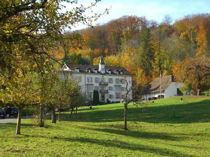 Beispiel: Gartenanlage, Foto: Bad Schauenburg.