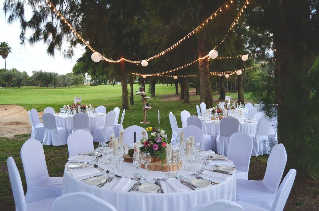 Banquete en el Campo de Golf La Sella