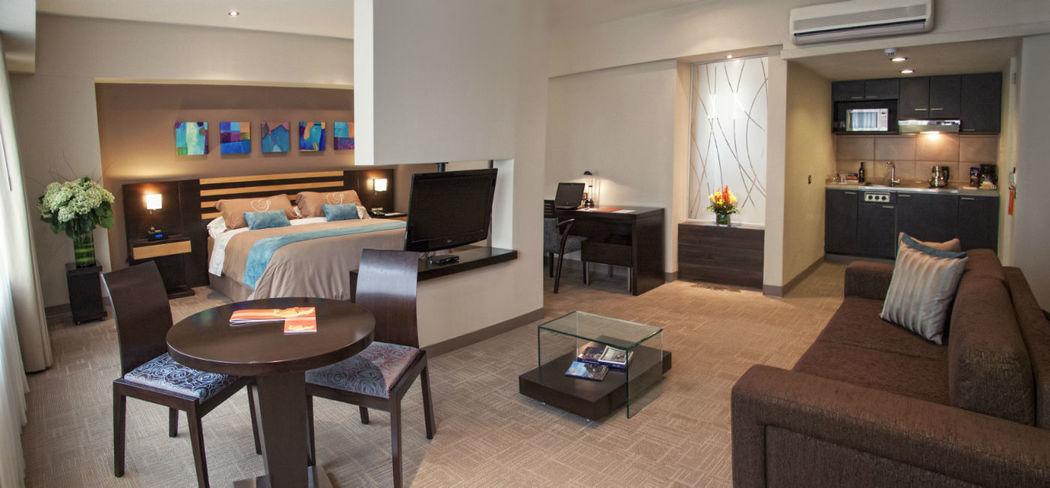 Grand Suite De Luxe - (hydromassage) Foresta Hotel Lima San Isidro
