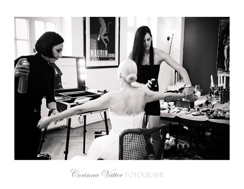 Brautstyling-Hochzeit-Wesel Foto: Corinna Vatter Fotografie