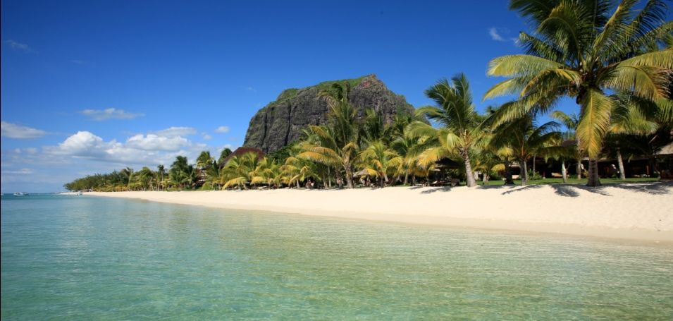 Relaxen am Strand, Mauritius - LUX Le Morne
