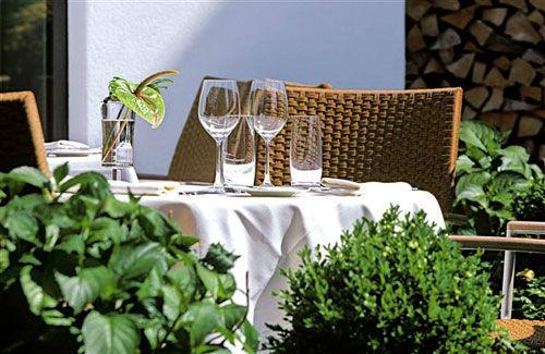 Beispiel: Terrasse, Foto: Gasthof Sternen.
