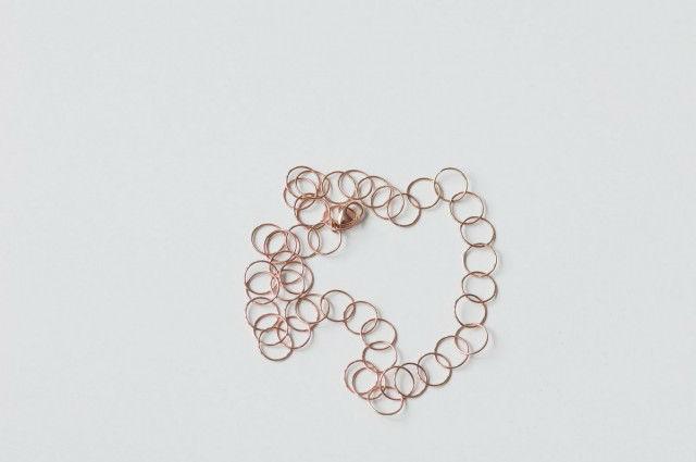 Beispiel: Halskette, Foto: frida's Schmuckstücke & Accessoires.