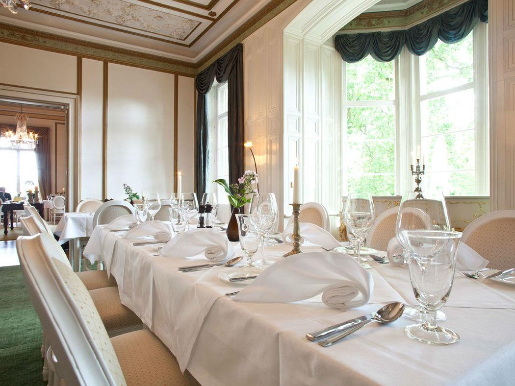 Beispiel: Festtafel, Foto: Schloss-Hotel Kittendorf.
