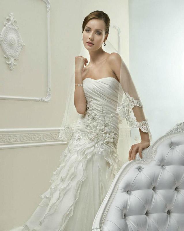 Beispiel: Einzigartige Kleider für Bräute, Foto: White Lounge.
