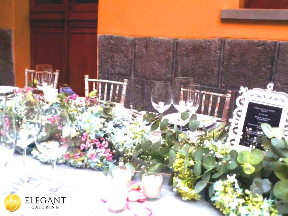 Elegant Catering en la Ciudad de México