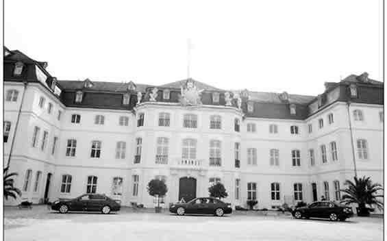 Beispiel: Traumlocation für Ihre Hochzeit, Foto: Die-Erlebnishochzeit.de.