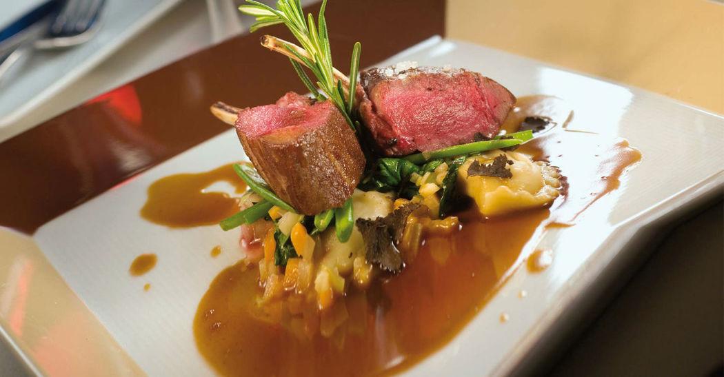 Beispiel: Leckere Speisen, Foto: Restaurant Landgasthof Bogner.