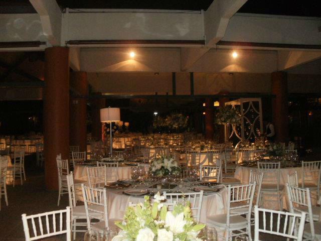 Club de golf con instalaciones para eventos - Foto Los Lagos
