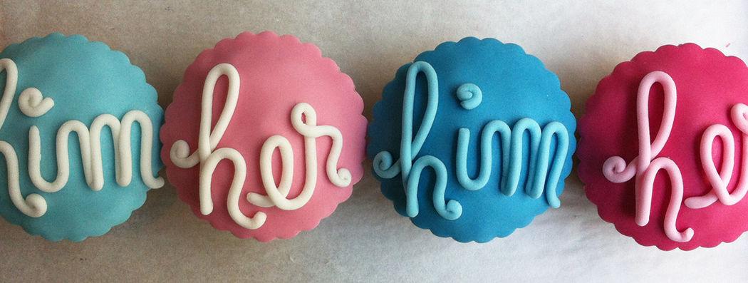 Cupcake segnaposto.