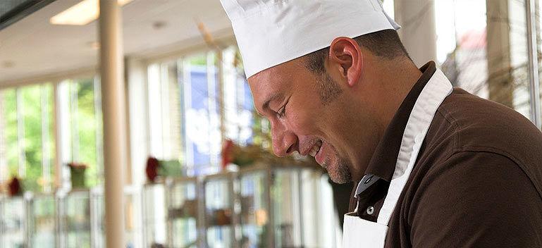 Beispiel: Hochqualifizierte Köche, Foto: Select Catering.