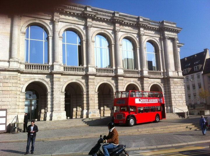 Beispiel: Englischer Bus, Foto: Roland Link catering-service.