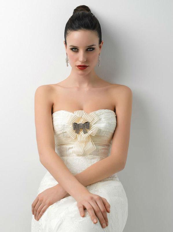 Vestidos para novia - Foto Luxor Ceremonias