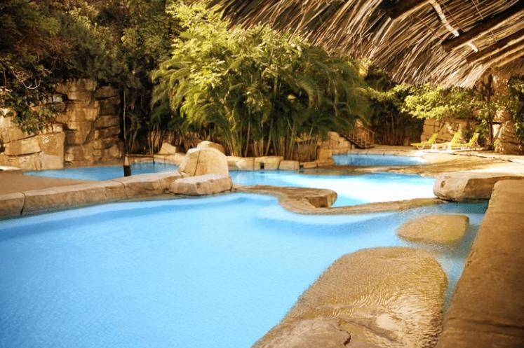 Camino Real Tuxtla Gutiérrez, hotel en Chiapas