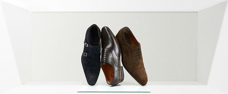 Beispiel: Schuhe, Foto: Braun Hamburg.
